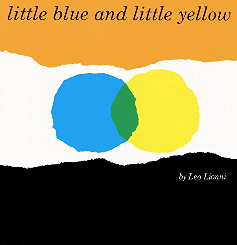 9780688132859: Little Blue and Little Yellow: A Story for Pippo and Other Children