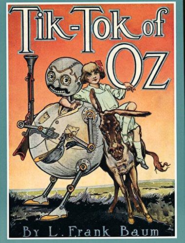 9780688133559: Tik-Tok of Oz (Books of Wonder)