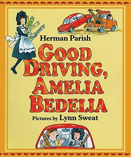 9780688133580: Good Driving, Amelia Bedelia