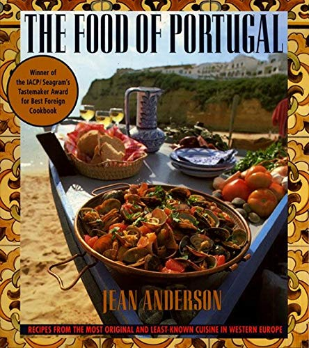 9780688134150: Food of Portugal