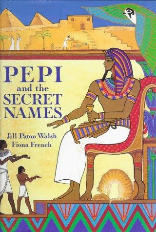 9780688134280: Pepi and the Secret Names