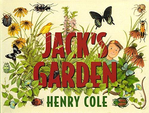 9780688135010: Jack's Garden