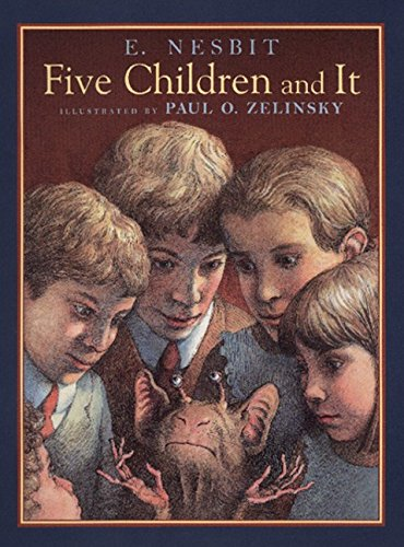9780688135454: Five Children and It (Books of Wonder)