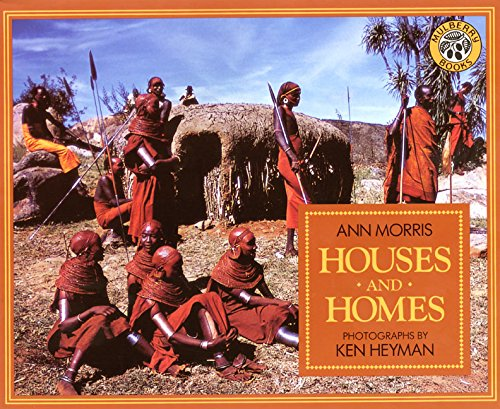 9780688135782: Houses and Homes (Around the World Series)