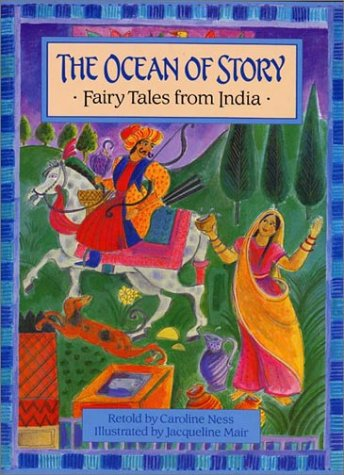 9780688135843: The Ocean of Story: Fairy Tales from India