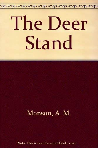 9780688136239: The Deer Stand