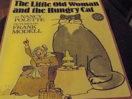9780688136314: The Little Old Woman and the Hungry Cat/Book and Study Guide