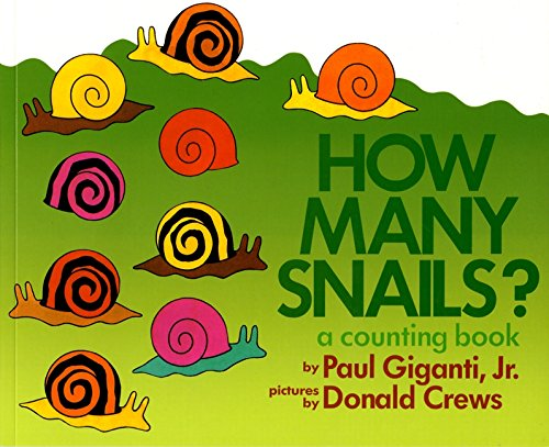 9780688136390: How Many Snails?: A Counting Book (Counting Books (Greenwillow Books))
