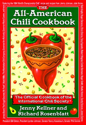 THE ALL-AMERICAN CHILI COOKBOOK: JENNY KELLNER AND RICHARD ROSENBLATT