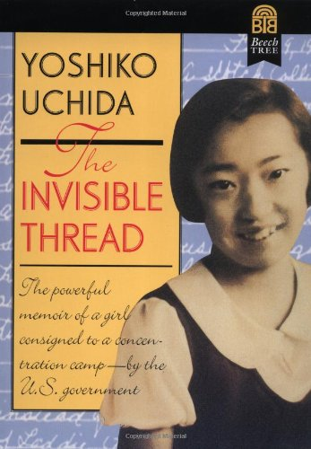 9780688137038: The Invisible Thread: An Autobiography