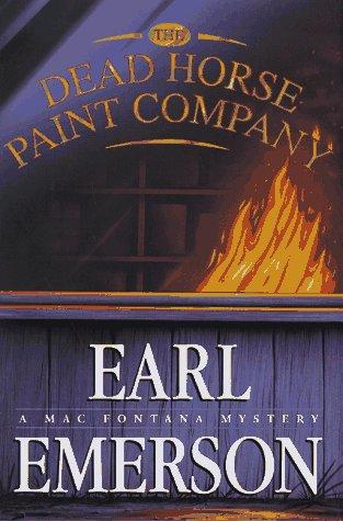 9780688137519: The Dead Horse Paint Company (Mac Fontana Mystsery)