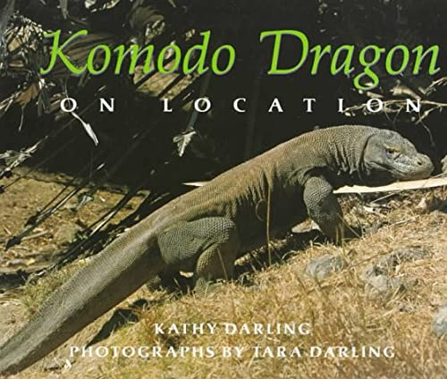 9780688137779: Komodo Dragon: On Location