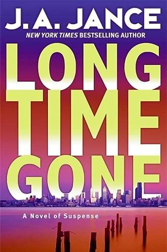 9780688138240: Long Time Gone: A Novel of Suspense