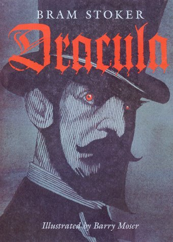 Dracula (Books of Wonder): Bram Stoker; Illustrator-Barry Moser