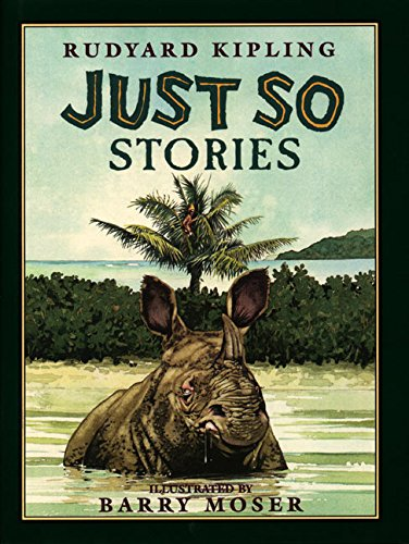 9780688139575: Just So Stories (Books of Wonder Classics)