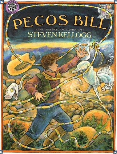 9780688140205: Pecos Bill (Spanish edition)