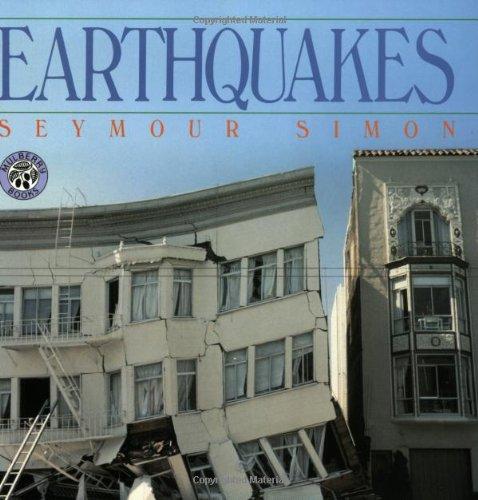 9780688140229: Earthquakes