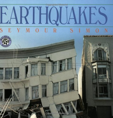 9780688140229: Earthquakes