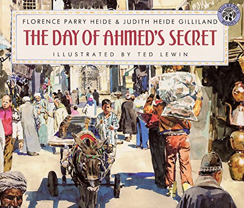 9780688140236: Day of Ahmed's Secret