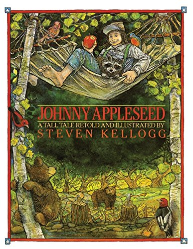 9780688140250: Johnny Appleseed