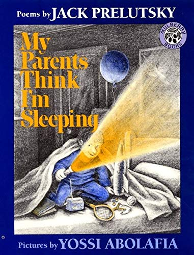 9780688140281: My Parents Think I'm Sleeping: Poems