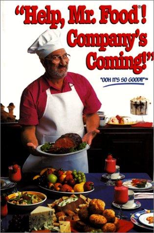 9780688141240: Help, Mr. Food! Company's Coming!
