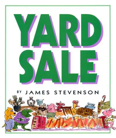 Yard Sale: Stevenson, James