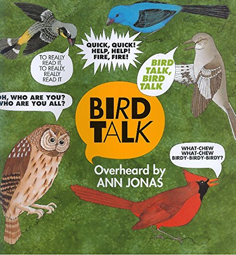 Bird Talk: Jonas, Ann