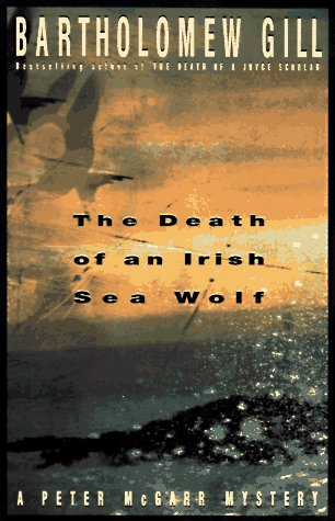 9780688141837: The Death of an Irish Sea Wolf: A Peter McGarr Mystery