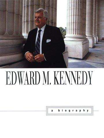 9780688142858: Edward M. Kennedy : A Biography