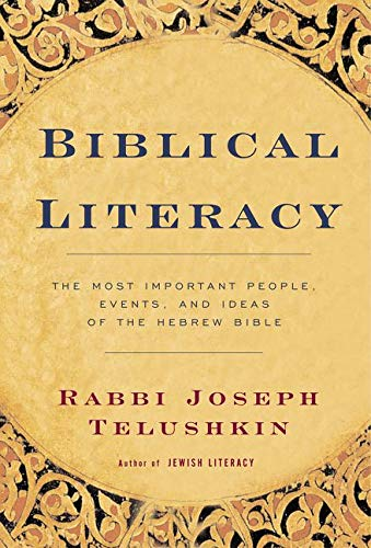 9780688142971: Biblical Literacy: The Most Important People, Events, and Ideas of the Hebrew Bible