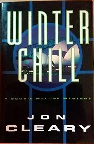 9780688143114: Winter Chill: A Scobie Malone Mystery
