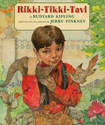 Rikki-Tikki-Tavi: Kipling, Rudyard. Adapted