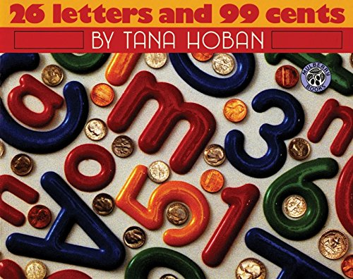 9780688143893: 26 Letters and 99 Cents (Mulberry Books)