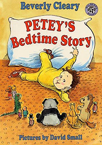 9780688143909: Petey's Bedtime Story