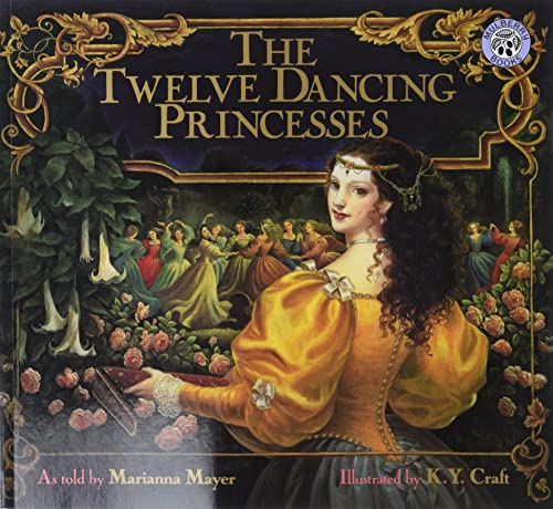9780688143923: The Twelve Dancing Princesses (Mulberry books)