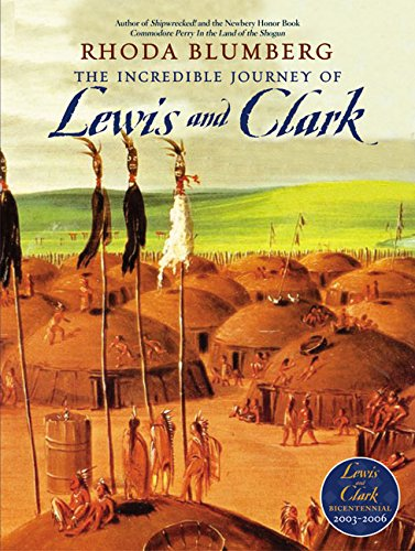 9780688144210: The Incredible Journey of Lewis and Clark