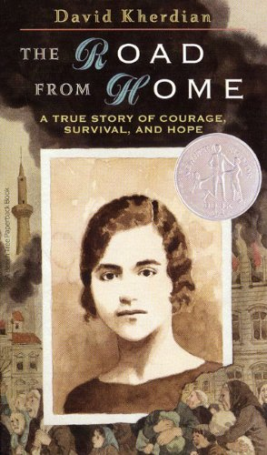 9780688144258: The Road from Home: The Story of an Armenian Girl: The Story of Armenian Girl (Newbery Honor Bk)