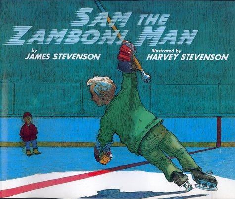 Sam the Zamboni Man: Stevenson, James