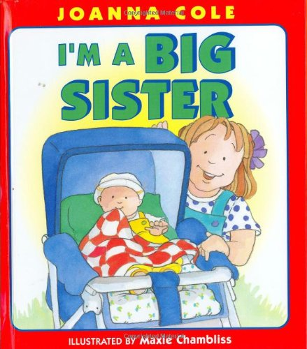 9780688145095: I'm a Big Sister