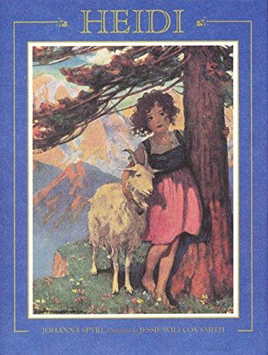 9780688145194: Heidi (Books of Wonder)