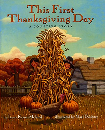9780688145545: This First Thanksgiving Day: A Counting Story
