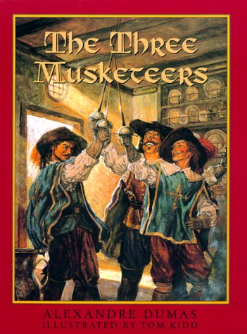 The Three Musketeers (Books of Wonder): Dumas, Alexandre