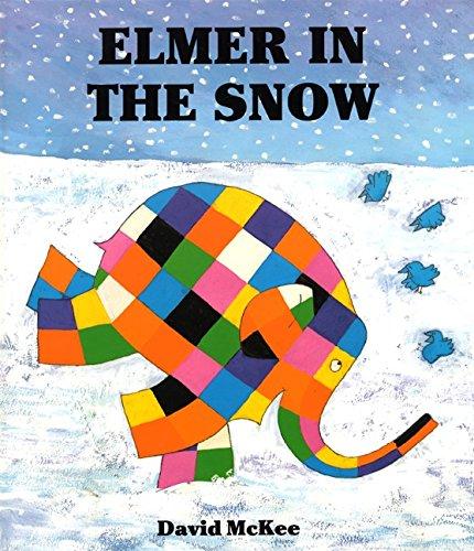 9780688145965: Elmer in the Snow (Elmer Books)