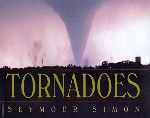 9780688146467: Tornadoes