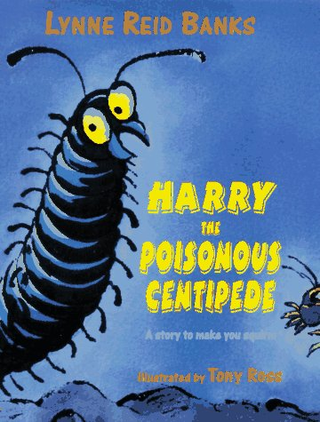 9780688147112: Harry the Poisonous Centipede