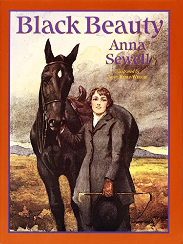 Black Beauty (Books of Wonder): Anna Sewell; Illustrator-Lucy