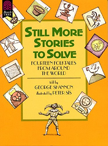 9780688147433: Still More Stories to Solve