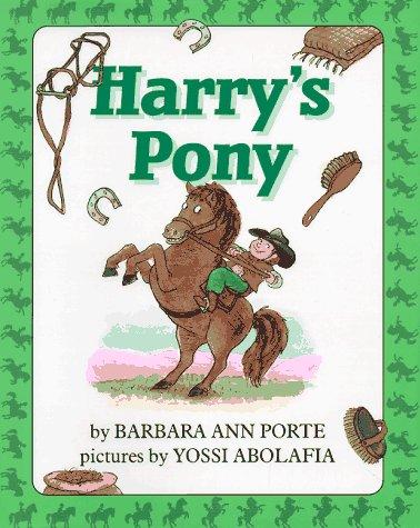 9780688148256: Harry's Pony