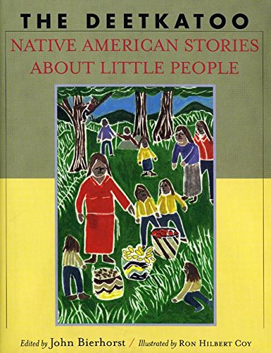 9780688148379: The Deetkatoo: Native American Stories About Little People
